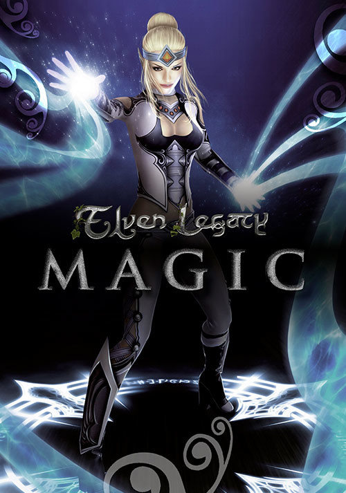 Elven Legacy: Magic - Cover