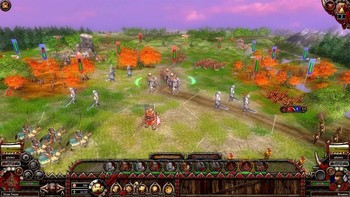 Screenshot2 - Elven Legacy: Magic