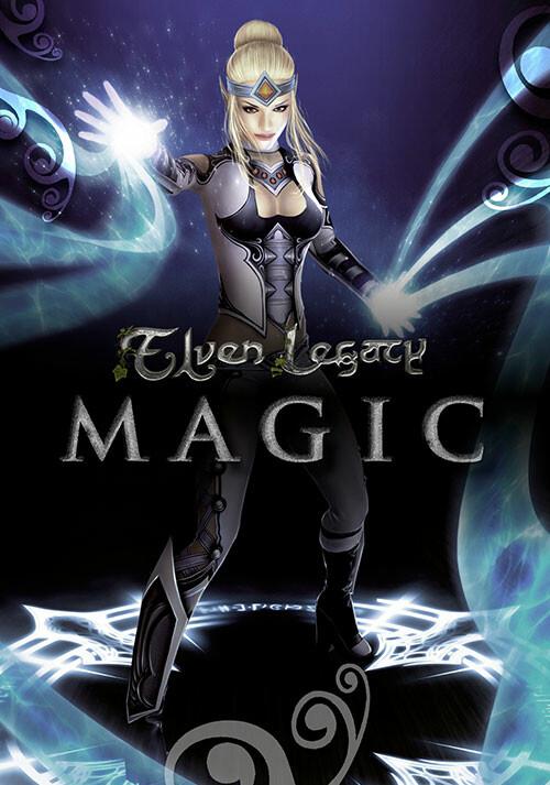 Elven Legacy: Magic - Cover / Packshot