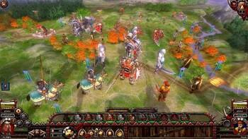 Screenshot10 - Elven Legacy: Magic