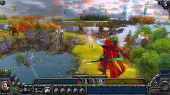 Screenshot1 - Elven Legacy: Magic