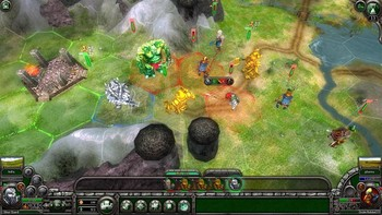 Screenshot7 - Elven Legacy: Magic