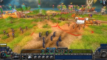 Screenshot1 - Elven Legacy: Ranger