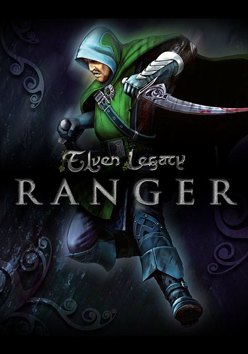 Elven Legacy: Ranger - Cover
