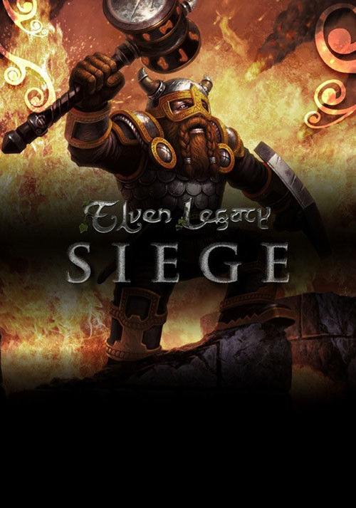 Elven Legacy: Siege - Cover