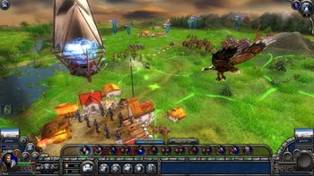Screenshot4 - Elven Legacy: Siege