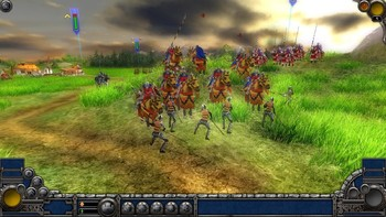 Screenshot1 - Elven Legacy: Siege