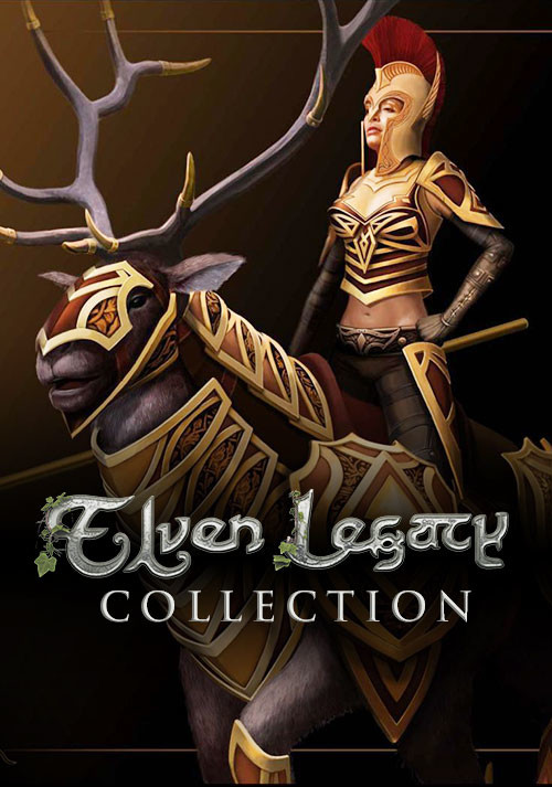 Elven Legacy Collection - Cover