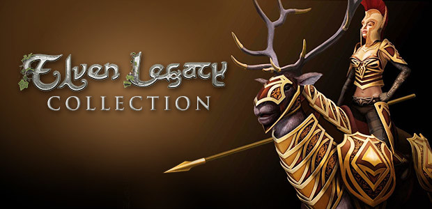 Elven Legacy Collection - Cover / Packshot