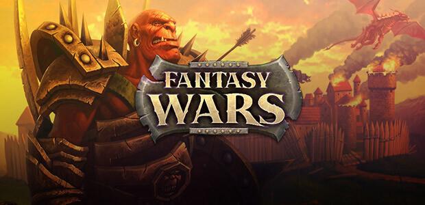 Fantasy Wars - Cover / Packshot