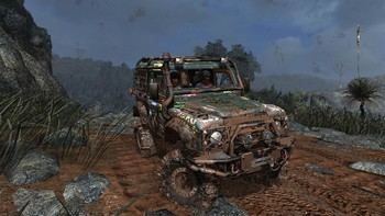 Screenshot4 - Off-Road Drive