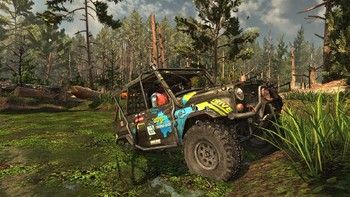 Screenshot1 - Off-Road Drive