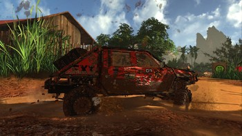 Screenshot5 - Off-Road Drive