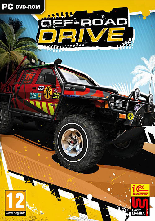Off-Road Drive - Cover