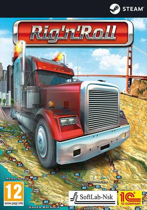 Rig 'n' Roll - Cover / Packshot