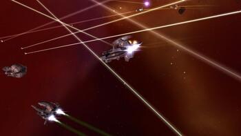 Screenshot1 - Star Wolves