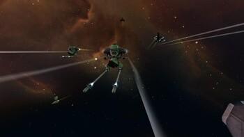 Screenshot4 - Star Wolves
