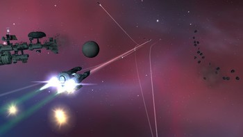 Screenshot6 - Star Wolves