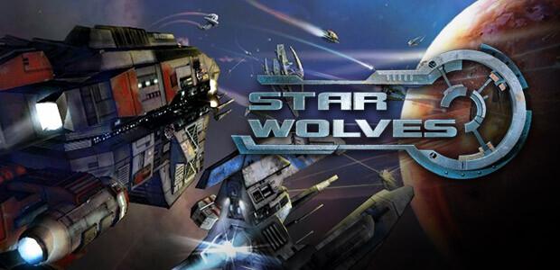 Star Wolves - Cover / Packshot