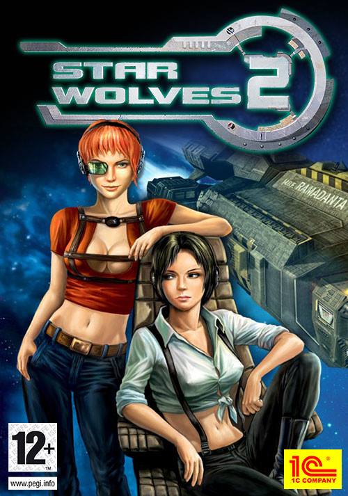 Star Wolves 2 - Cover