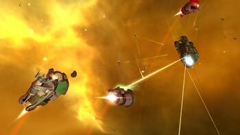 Screenshot1 - Star Wolves 2