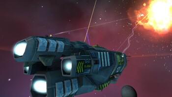 Screenshot2 - Star Wolves 2