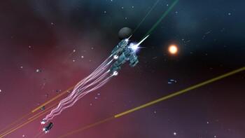 Screenshot3 - Star Wolves 2