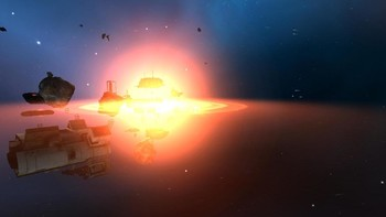 Screenshot5 - Star Wolves 2