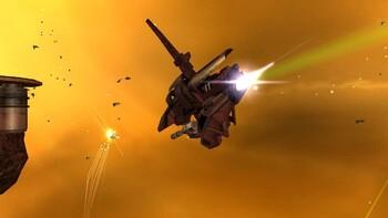 Screenshot7 - Star Wolves 2