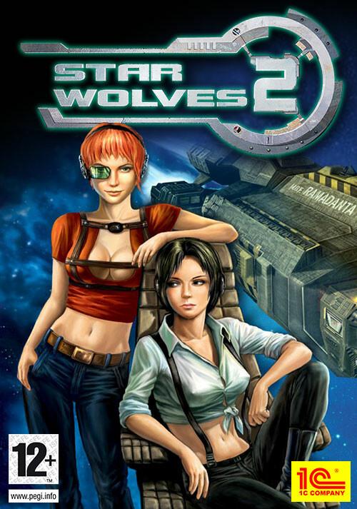 Star Wolves 2 - Cover / Packshot