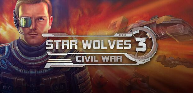 Star Wolves 3: Civil War - Cover / Packshot