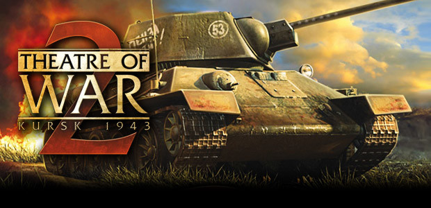 Theatre of War 2: Kursk 1943 - Cover / Packshot