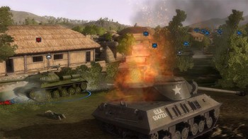 Screenshot3 - Theatre of War 3: Korea