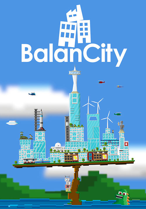 BalanCity - Cover / Packshot