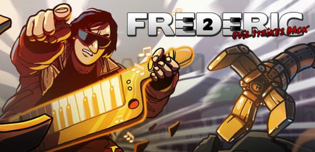 Frederic Evil Strikes Back - Cover / Packshot