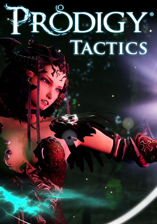 Prodigy Tactics - Cover