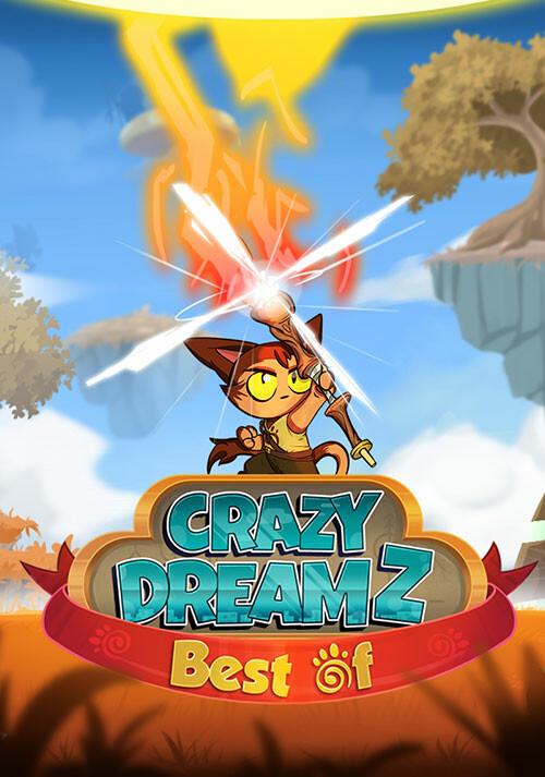 Crazy Dreamz: Best Of - Cover / Packshot