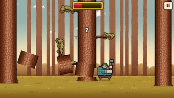 Screenshot10 - Timberman