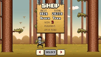 Screenshot3 - Timberman