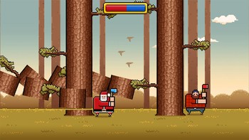 Screenshot5 - Timberman