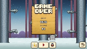 Screenshot8 - Timberman