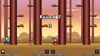 Screenshot9 - Timberman