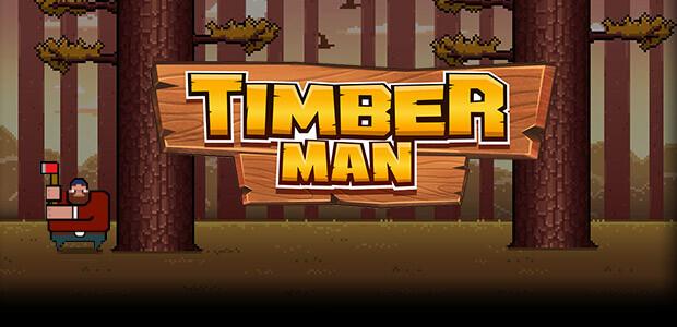 Timberman - Cover / Packshot