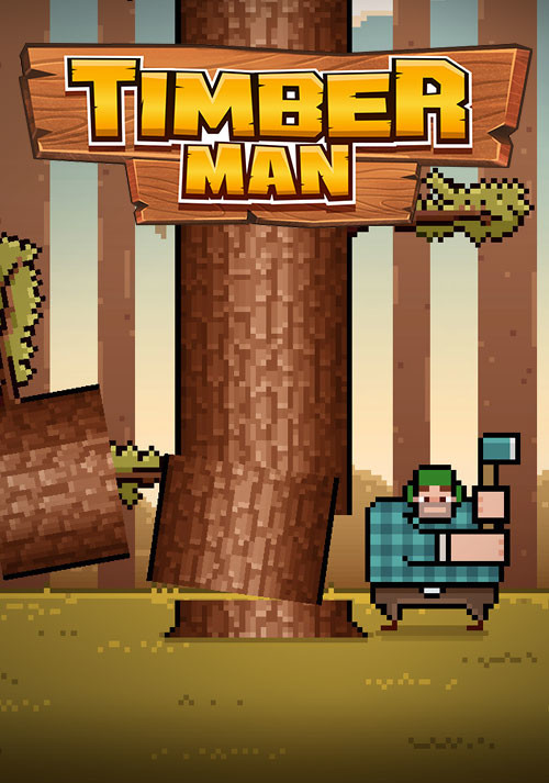 Timberman - Cover
