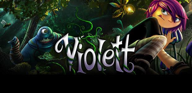 Violett Remastered - Cover / Packshot