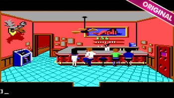 Screenshot1 - Leisure Suit Larry 1 - In the Land of the Lounge Lizards