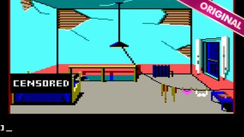 Screenshot2 - Leisure Suit Larry 1 - In the Land of the Lounge Lizards