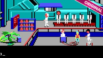 Screenshot4 - Leisure Suit Larry 1 - In the Land of the Lounge Lizards