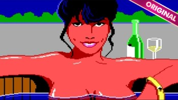Screenshot5 - Leisure Suit Larry 1 - In the Land of the Lounge Lizards