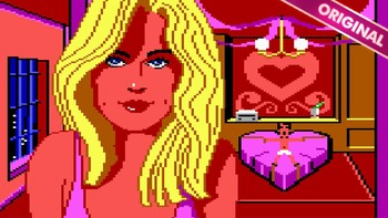 Screenshot6 - Leisure Suit Larry 1 - In the Land of the Lounge Lizards